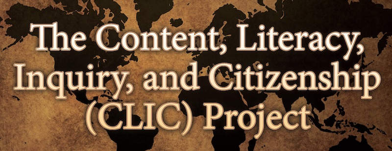 CLIC Project: Capital Region History-Social Science Community of Practice